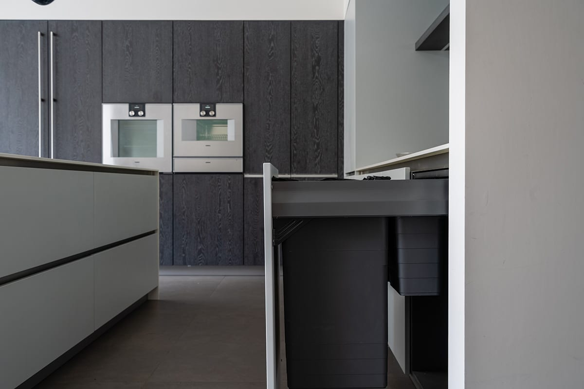 Pull out Bins | Qudaus Living, Sutton Coldfield