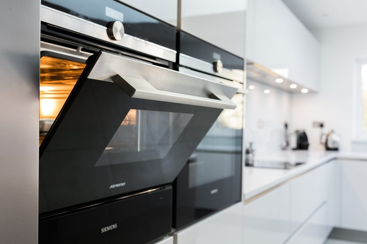 Siemens IQ700 oven and compact steam oven | Qudaus Living, Sutton Coldfield
