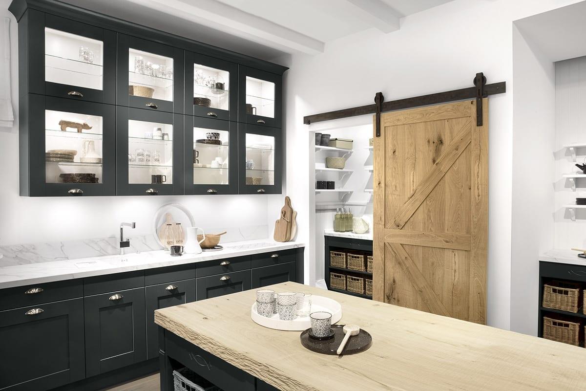 3. Velvet Blue Shaker Kitchen | Qudaus Living, Sutton Coldfield
