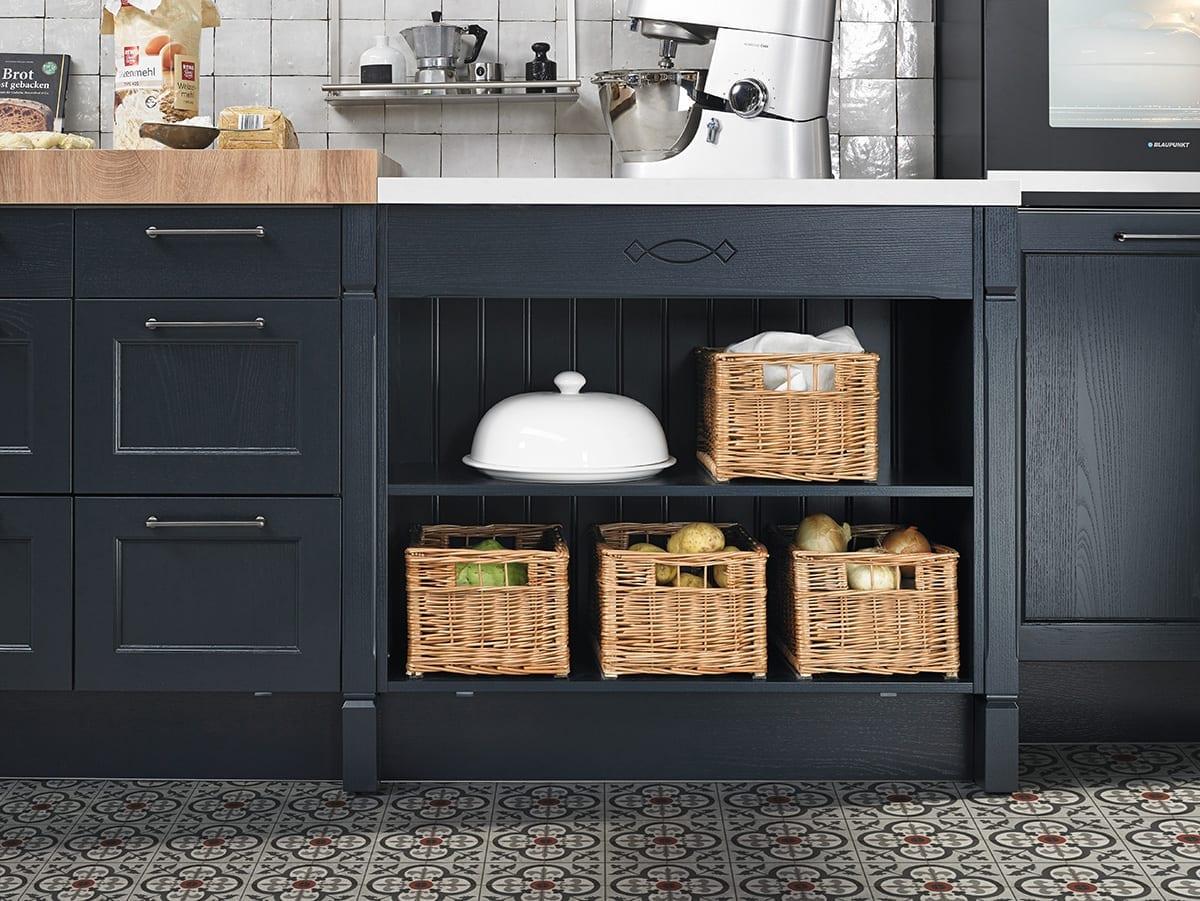 Blue Velvet traditional kitchen | Qudaus Living, Sutton Coldfield