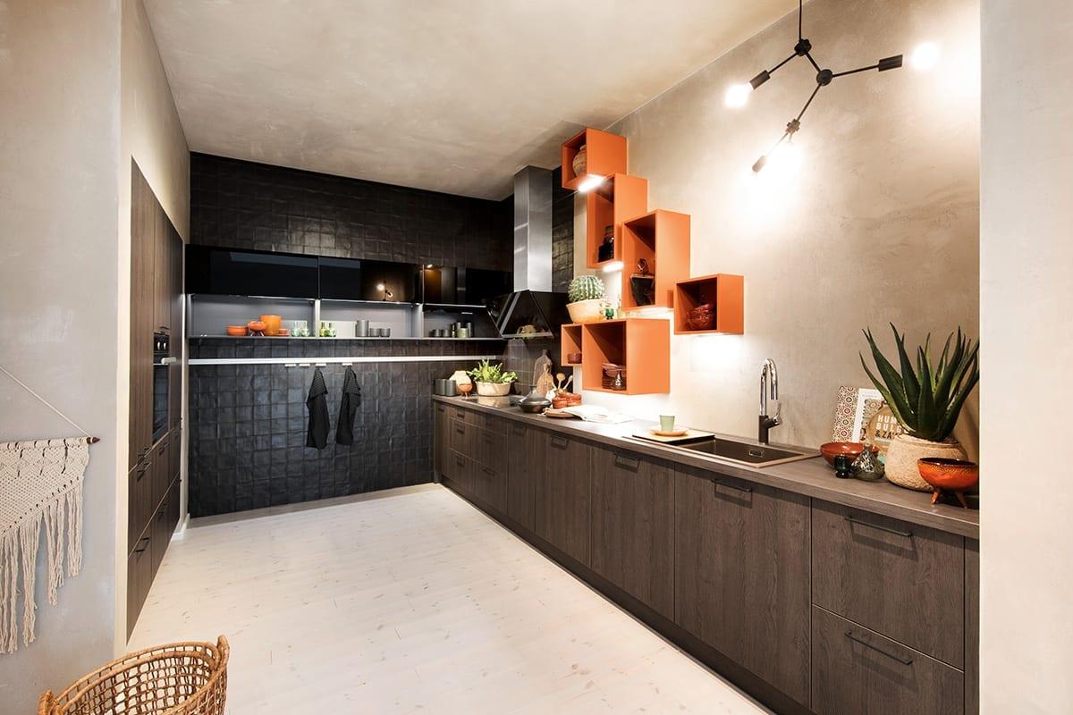 Tangerine Colour Pops | Qudaus Living, Sutton Coldfield